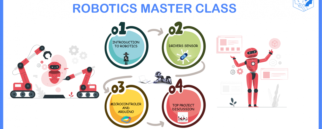 Master class in Robotics by YSC